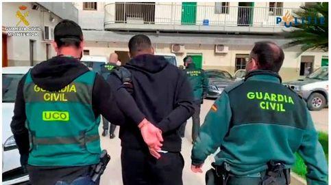 Detenidos una madre y su hijo por preparar 'cocaína rosa' en un laboratorio en Madrid