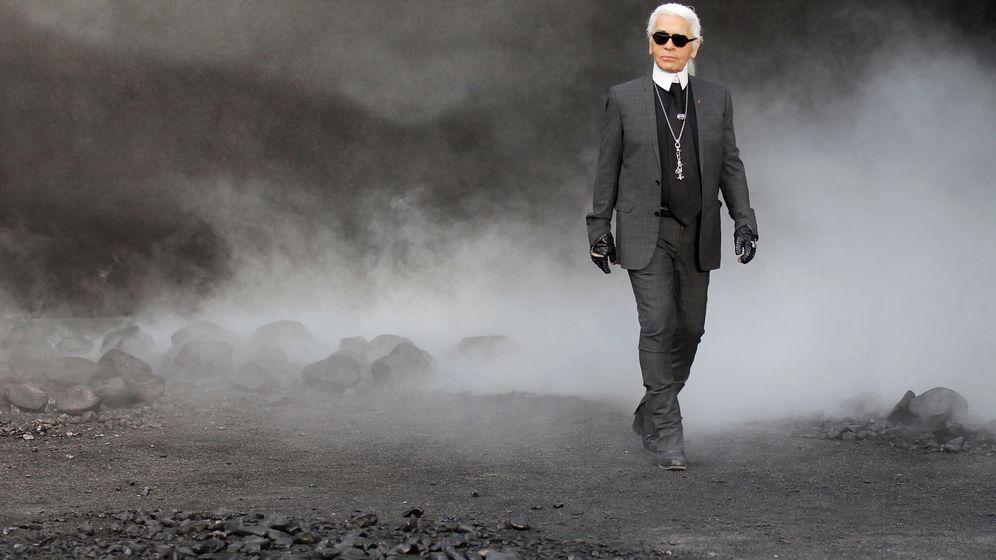 Foto: La moda está de luto con la pérdida de Karl Lagerfeld. (Reuters)