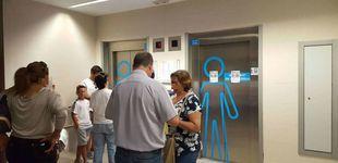 Post de El cadáver del ascensor de La Paz no es un caso aislado: el suicidio en los hospitales