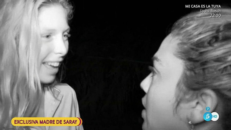 'Supervivientes': El rapapolvo de la madre de Saray contra los enemigos de su hija