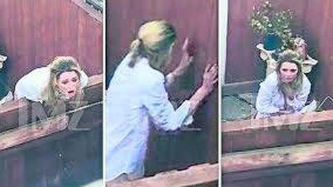 Vídeo de la actriz Mischa Barton en pleno brote psicótico