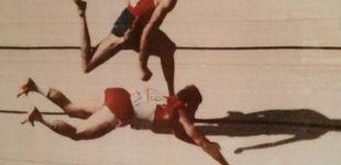 Post de Moracho ya perdió por un planchazo en los Juegos Olímpicos de Los Ángeles '84
