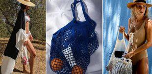 Post de Rejilla de supermercado, el nuevo bolso de moda que (ya) tienes en casa
