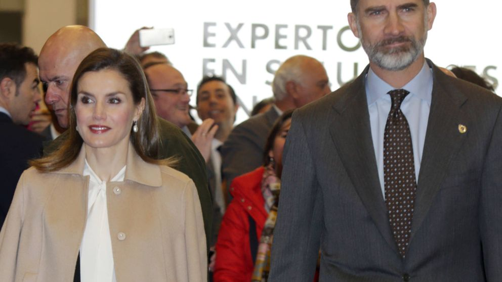 La sorprendente coincidencia de los Reyes y la prensa en un cine de Madrid