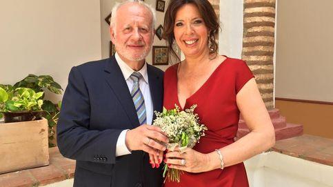 Juan Echanove contrae matrimonio con Cuchita Lluch