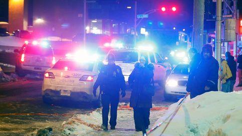Seis muertos en un ataque terrorista contra una mezquita de Quebec