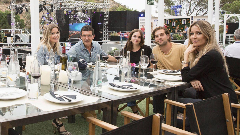Stella del Carmen, toda una celebrity en Marbella. (Cordon Press)