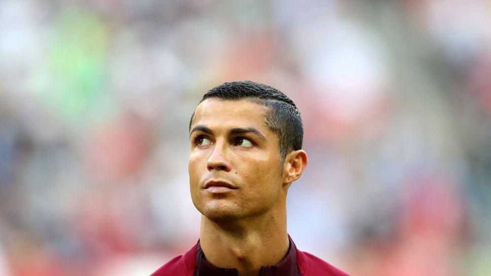 Foto: Cristiano Ronaldo debutó este domingo con Portugal en la Copa Confederaciones. (EFE)