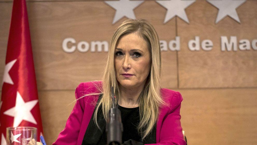 Investigados, deserciones, bajas, frikis… la lista de Aguirre que complica a Cifuentes