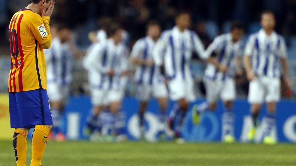 Al Barça le da el patatús y más de un culé se irá el miércoles al cine