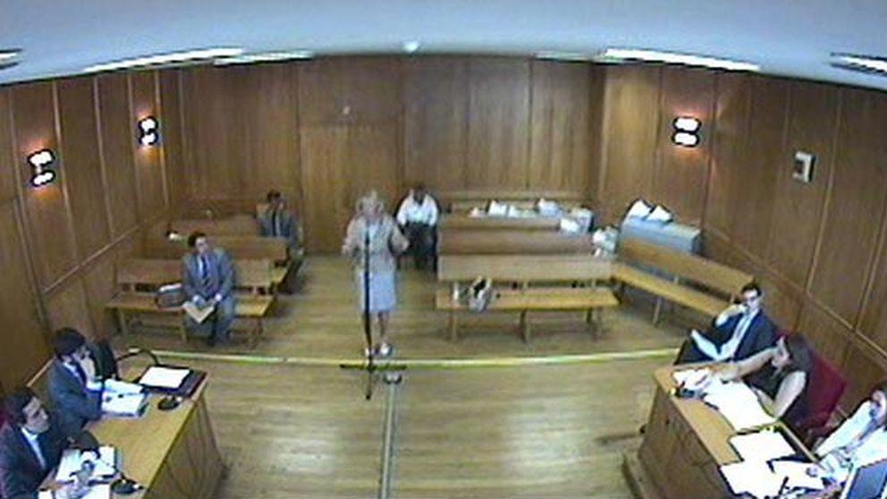 """Aguirre ante el juez: """"Se me hizo eterno. La gente se arremolinaba"""""""