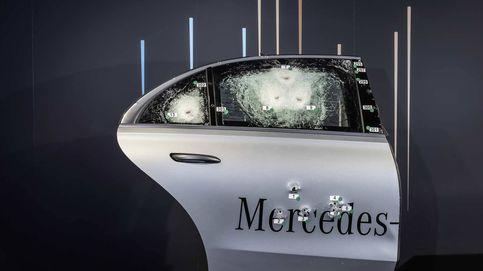 Mercedes S Guard, el coche más seguro del mundo para políticos y empresarios