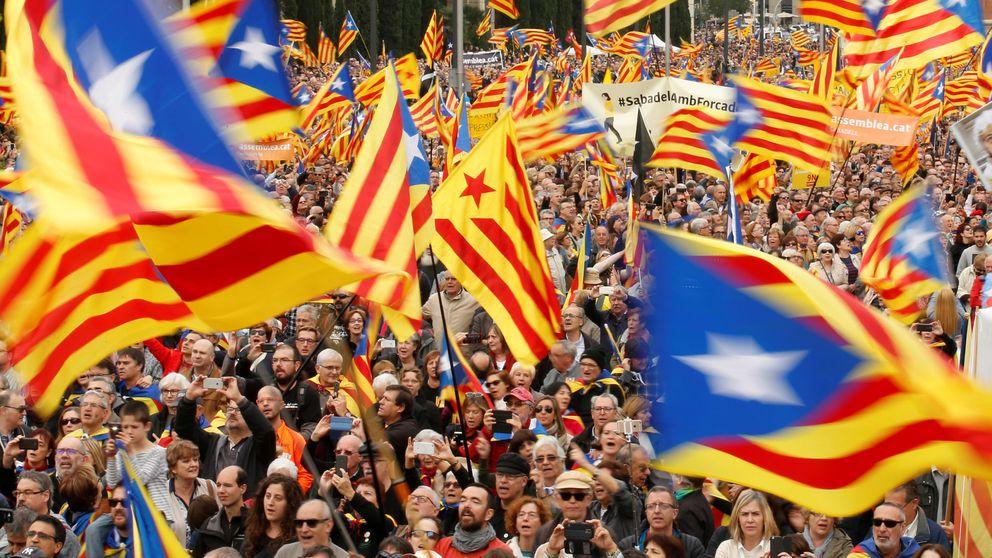 El TC anula el referéndum soberanista en Cataluña y denuncia a Carme Forcadell