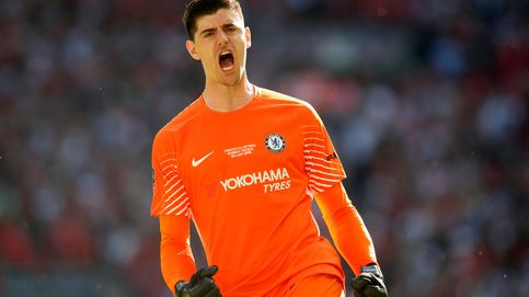 El Real Madrid fichará a Courtois si llega a 50 millones