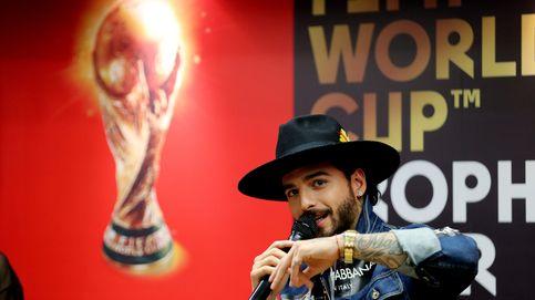 Maluma sufre un robo por valor de casi 700.000 euros en el Mundial de Rusia