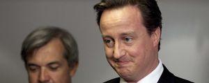 Foto: El reto de Cameron: evitar que el 'Titanic' británico se hunda