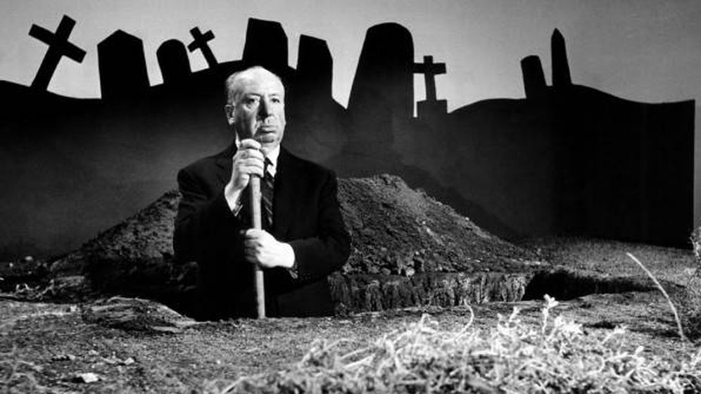 Foto: Alfred Hitchcock