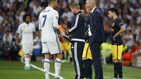 Ni 'equipo A' ni 'segunda unidad': Zidane ha cuidado a su plantilla para ganar