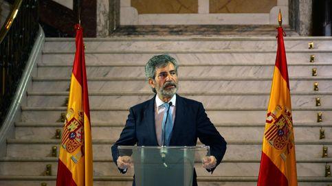 PSOE y Podemos imponen en el Congreso la reforma del CGPJ