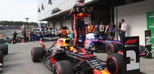 Post de Resultado F1: Victoria de Verstappen en la espectacular remontada de Carlos Sainz (4º)