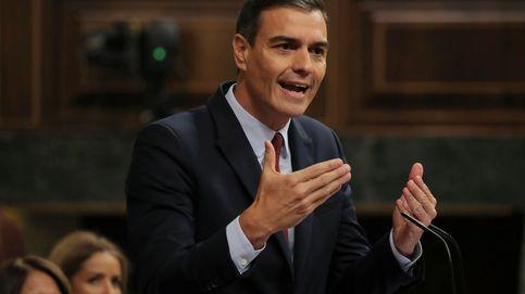 Pedro Sánchez en el debate de investidura: Nadie va a parar Madrid Central