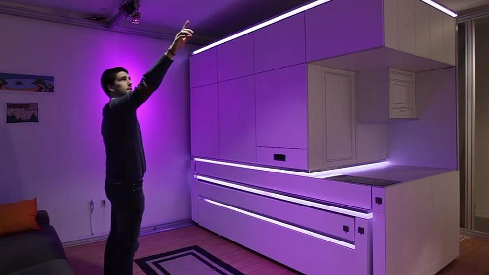 El plan de dos ingenieros españoles para que tu piso parezca más grande