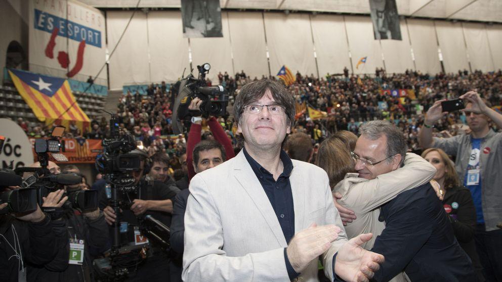 Puigdemont quema su último cartucho antes de una campaña internacional antiEspaña