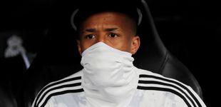 Post de El insólito caso de Eder Militao en el Real Madrid y los millones que Zidane no luce