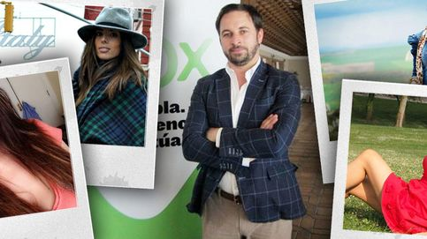 Santiago Abascal y su chica: la historia de amor del político y la blogger