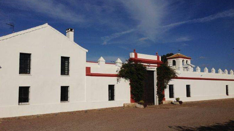 Hacienda El Vadillo, propiedad en Carmona, Sevilla, que era de la familia del Litri.