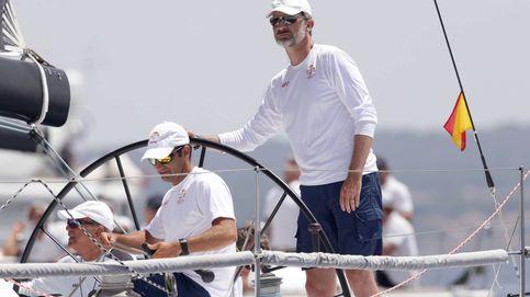 El rey Felipe vuelve a Palma de Mallorca con o sin Letizia