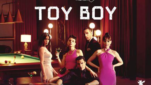 Atresmedia desvela el cartel de la nueva temporada de 'Toy Boy'