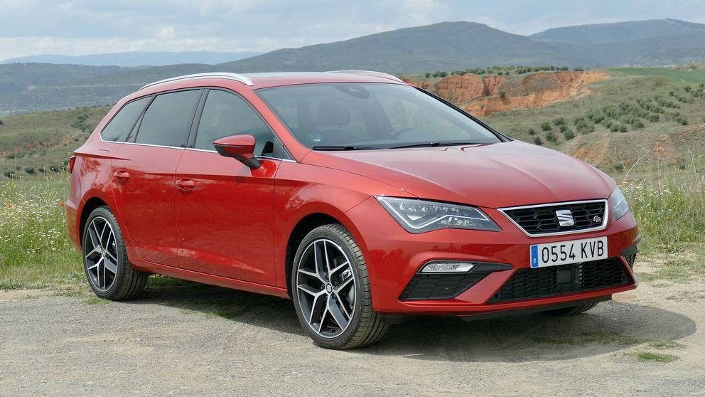 El imbatible consumo del Seat León TGI, la opción más barata en un coche (y es a gas)