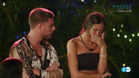 Primeros llantos en 'Tentaciones': Melyssa pilla en una mentira a Tom