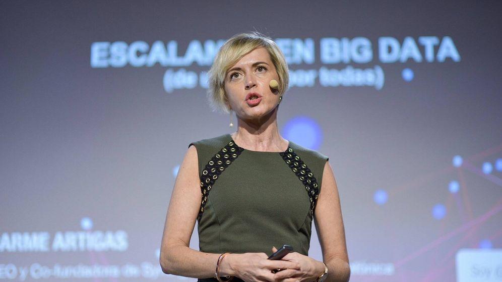 Foto: Carme Artigas es la nueva secretaria de Estado de Digitalización e Inteligencia Artificial. (Foto: Stem Talent Girl)