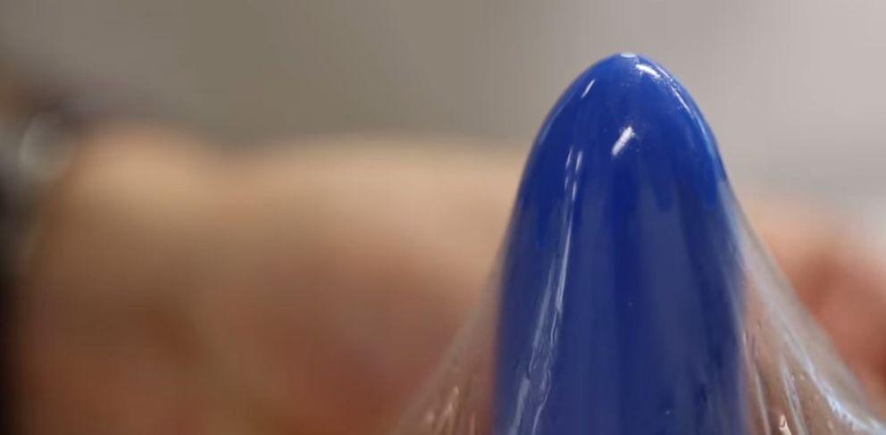 Foto: Gates apuesta por un condón de hidrogel que imita a la piel humana