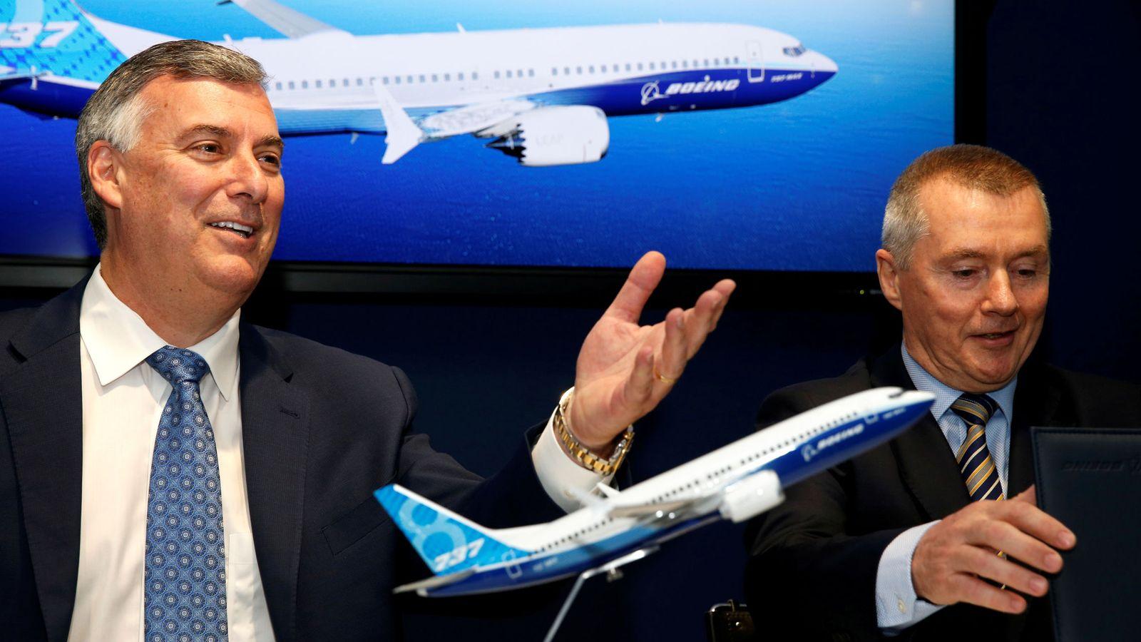 Resultado de imagen para paris air show 2019 Boeing