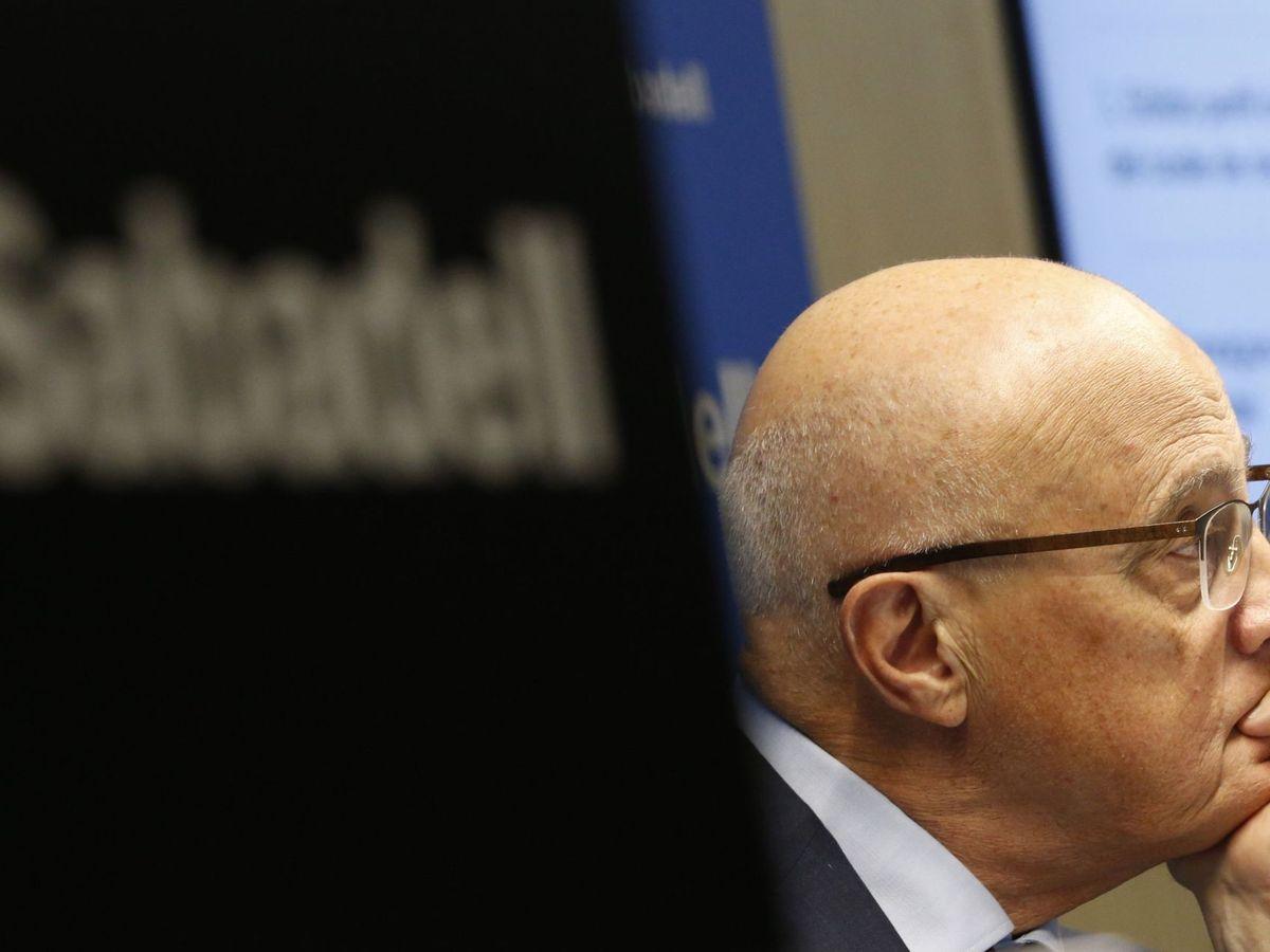 Foto: El presidente del banco Sabadell, Josep Oliu.