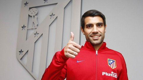 El Atlético de Madrid hace oficial el fichaje de Augusto Fernández