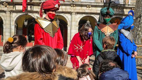 Así será la cabalgata de Reyes Magos en Madrid: virtual y con estrellas fugaces secretas