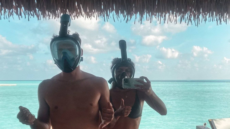 Una pareja, obligada a pasar la cuarentena en un hotel de lujo en Maldivas