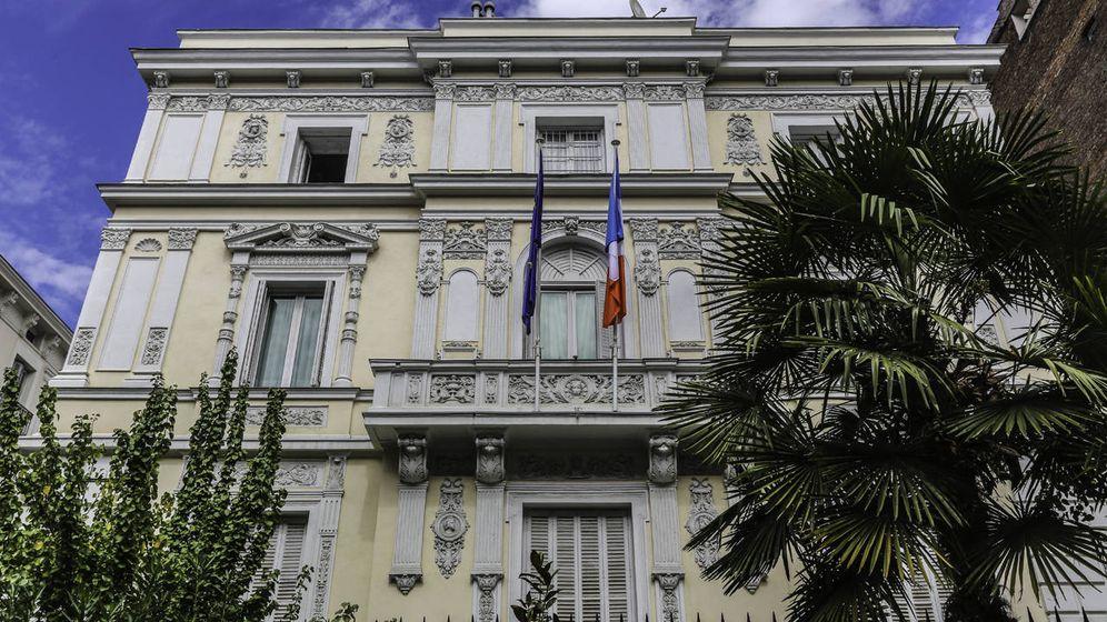 Foto: Embajada de Francia en Madrid.