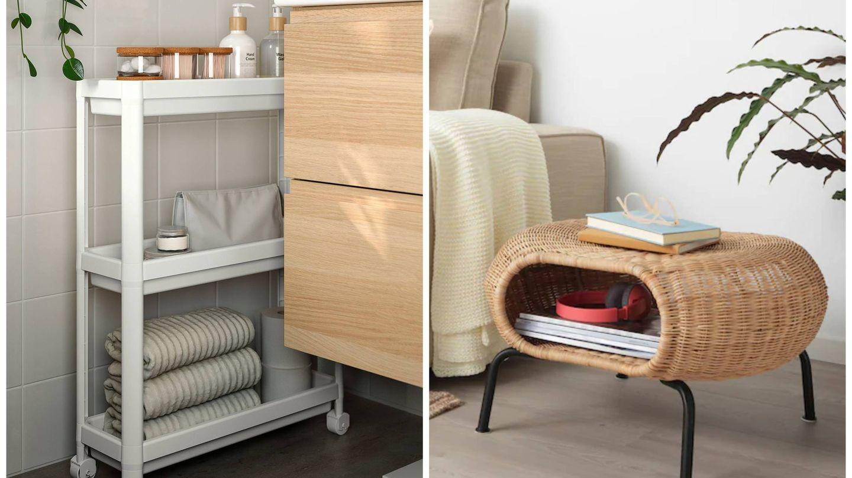 Muebles de Ikea perfectos para una casa pequeña. (Ikea)