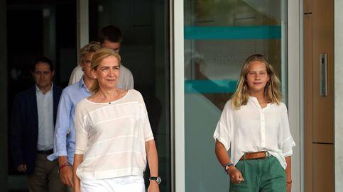 La infanta Cristina e Irene Urdangarin, invitadas a la boda de Philippos de Grecia y Nina Flohr