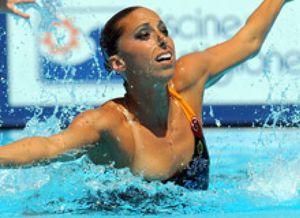 Gemma Mengual reaparece con cuatro oros en el Campeonato de España