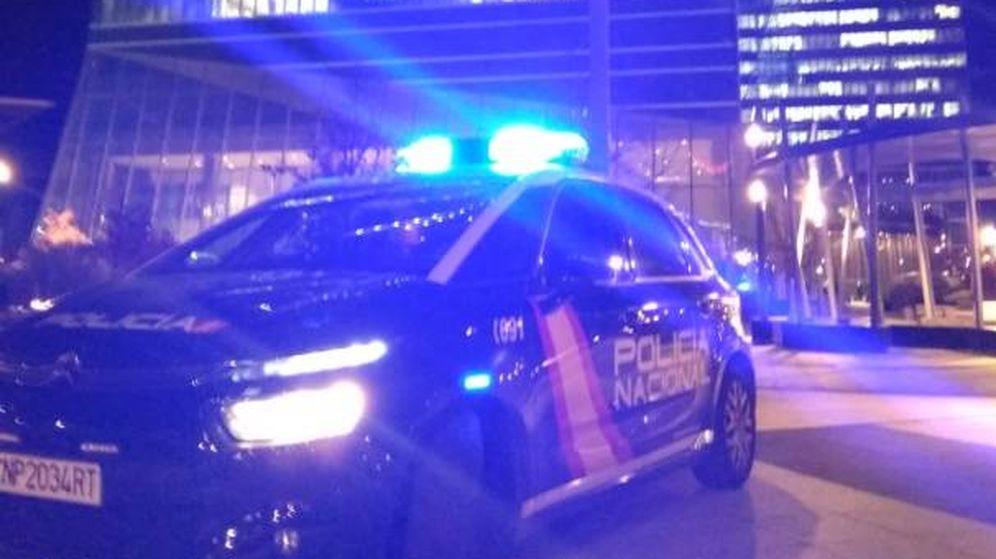 Foto: Policía Nacional durante una guardia (Policía Nacional)