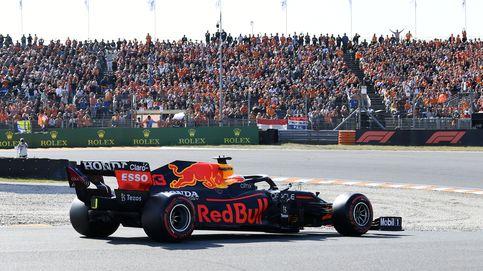 Verstappen arrasa frente a la impotencia de los Mercedes; Sainz (6º) y Alonso (9º)