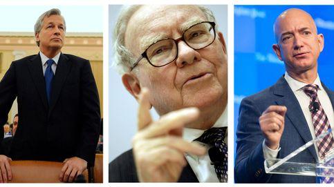 Buffet, Amazon y JP Morgan desafían el esquema de seguros de salud de EEUU