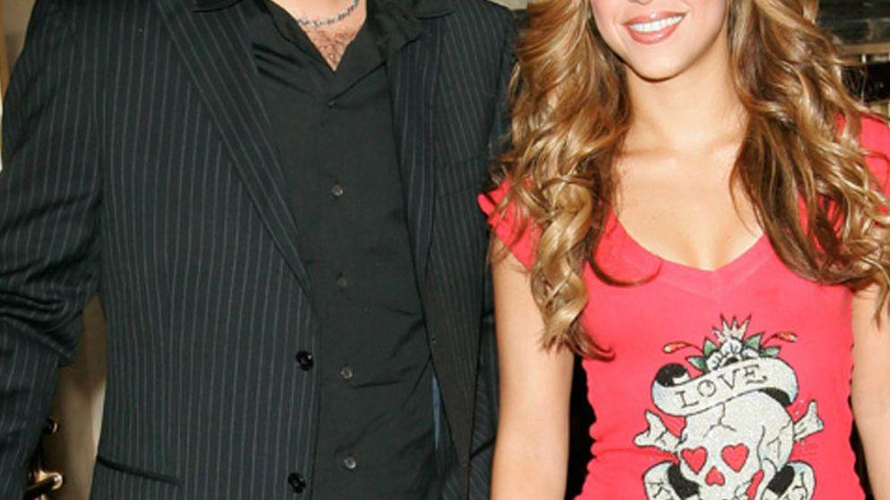 Shakira, invitada al cumpleaños de Antonio de la Rúa