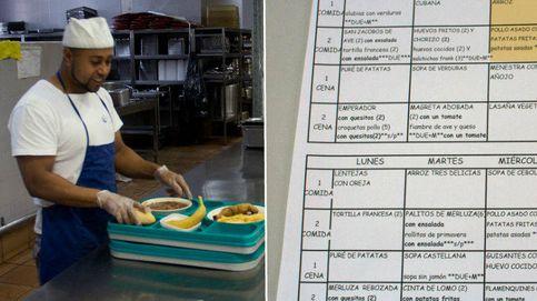 Junqueras y 'los Jordis' pasan de un menú de menos de 4 euros a un catering de 12